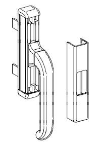 Controfinestre produzione controfinestre ad anta - Maniglie per finestre in alluminio vecchie ...
