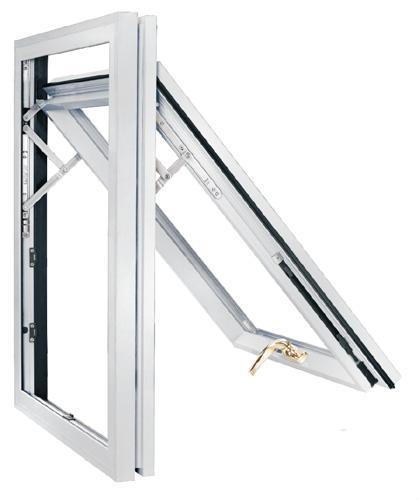 Finestre a sporgere produzione finestrea sporgere ad anta - Smontare maniglia finestra senza viti ...