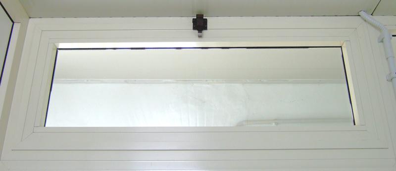 Finestre a vasistas produzione finestre alluminio pvc - Costruire una finestra in alluminio ...